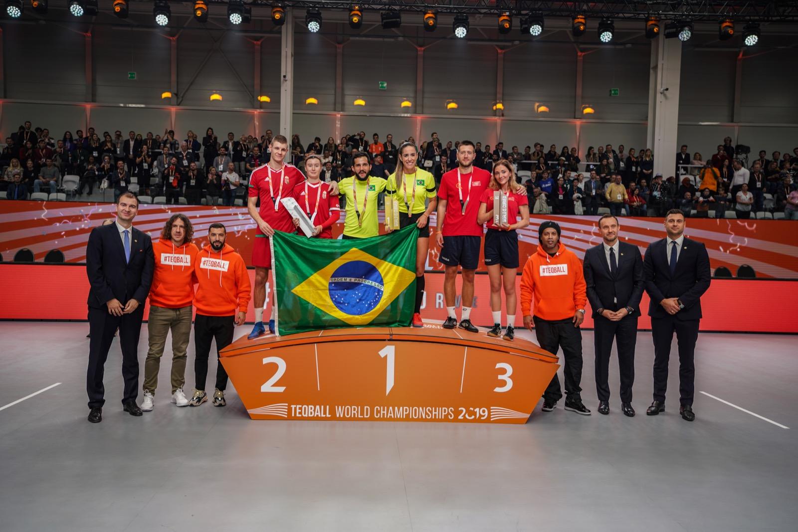 Teqball World Championships 2019, Budapest